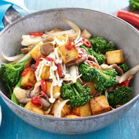 Tofu fusion sa povrćem dostava