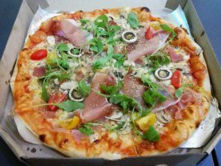Pica sa pršutom dostava