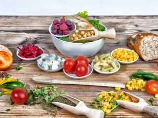 Bakina salata Baš zdravo dostava