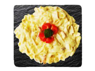 Carbonara paste delivery