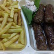Ćevapi – obrok
