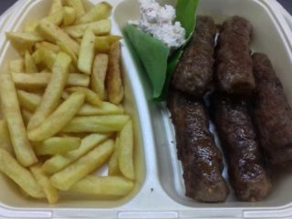 Cevapi - meal delivery