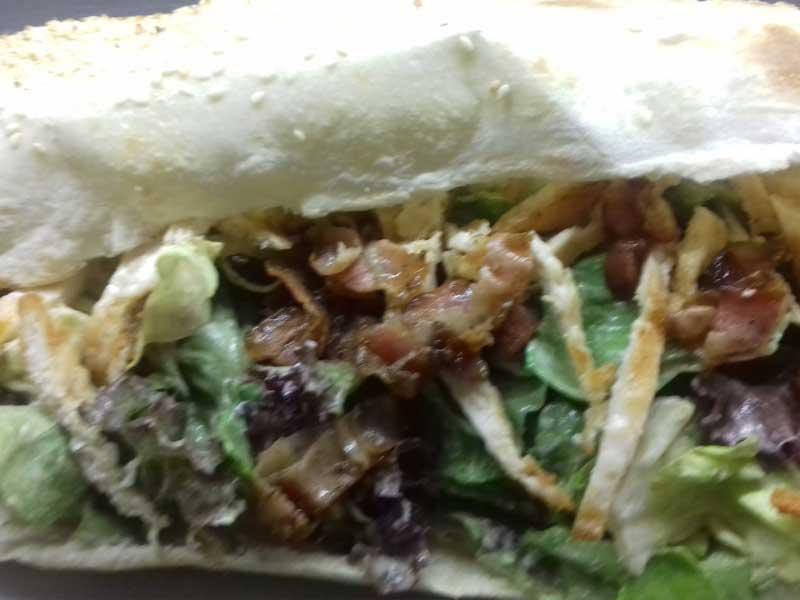 Cezar sendvič dostava