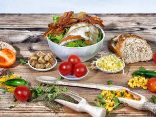 Cezar salata Baš zdravo dostava
