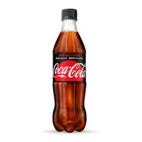 Coca Cola Zero delivery