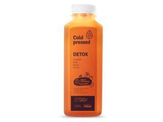 Detox juice delivery
