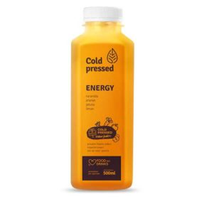 Energy juice delivery