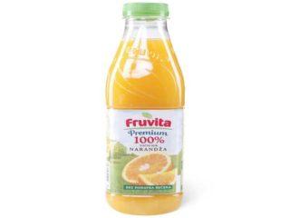 Orange juice delivery