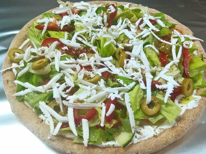 Grčka pica salata dostava