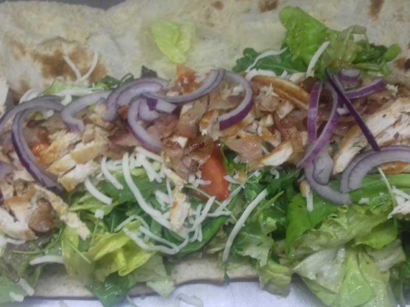 Gurmanski sendvič dostava