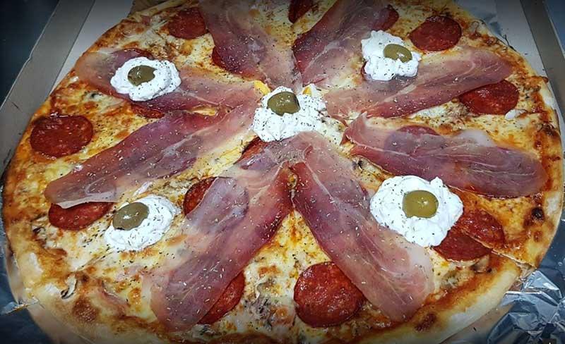 Hood pizza dostava