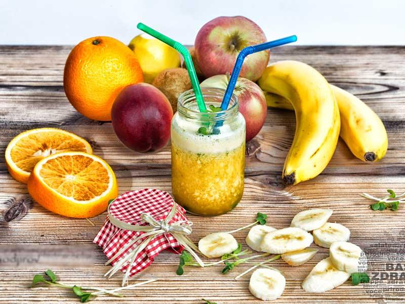 Majmunče sok dostava