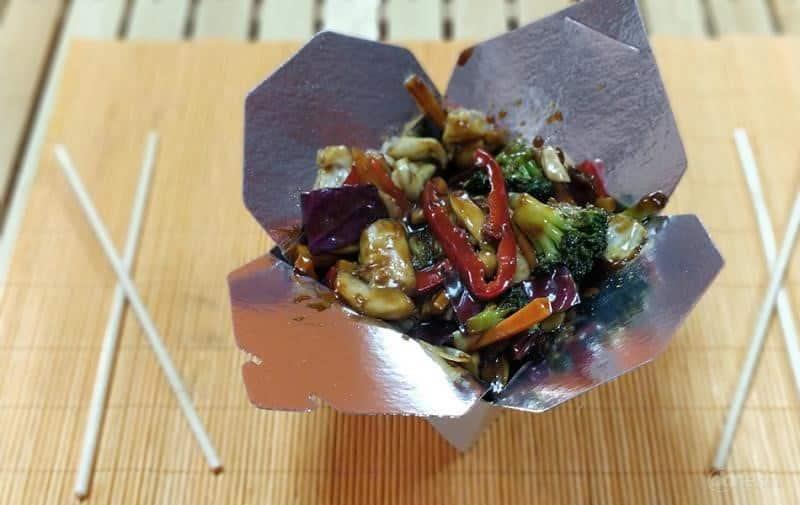 Mešano sezonsko povrće u sosu po želji dostava
