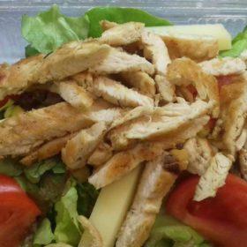 Pantela salad delivery