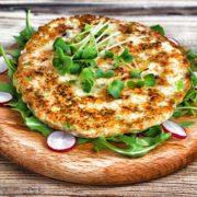 Pileća pljeskavica sa povrćem  obrok