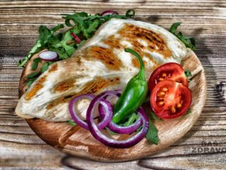 Grilled chicken fillet - meal delivery