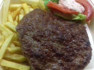 Pljeskavica – obrok Pantela dostava