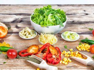 Šarena salata Baš zdravo dostava