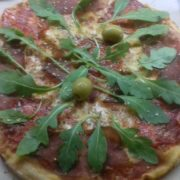 Special pizza