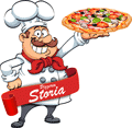 Pizzeria Storia food delivery Kalvarija
