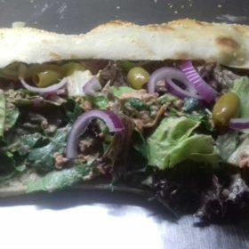 Tonato sandwich delivery