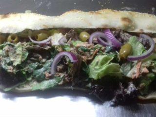 Tonato sendvič dostava