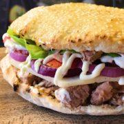 Tuna sendvič