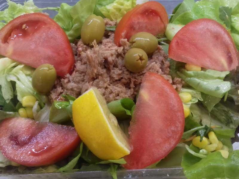 Tunjevina salata Pantela food delivery - Alideda