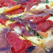 Casual pizza