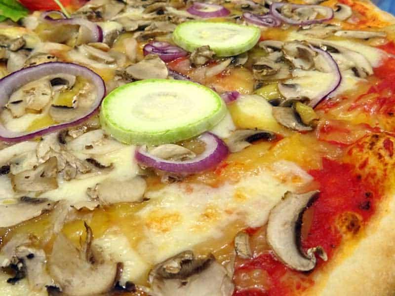 Veggies pizza dostava