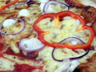 Bbq chicken pizza dostava