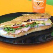 Casual sendvič