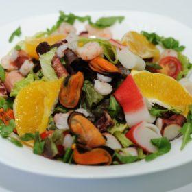 Frutti di mare salad delivery