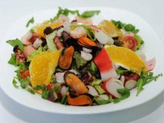 Salata sa morskim plodovima dostava