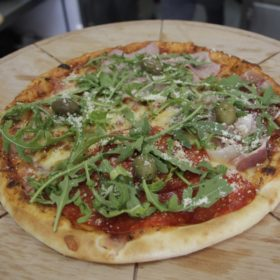 Vincitore pizza delivery