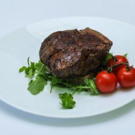 Beefsteak delivery