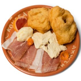 Montenegro breakfast
