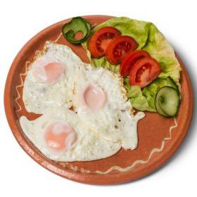 Jaja na oko