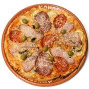 Konoba Akustik pizza