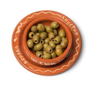 Olives delivery
