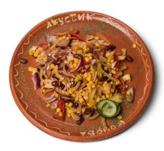 Meksička salata Konoba Akustik dostava