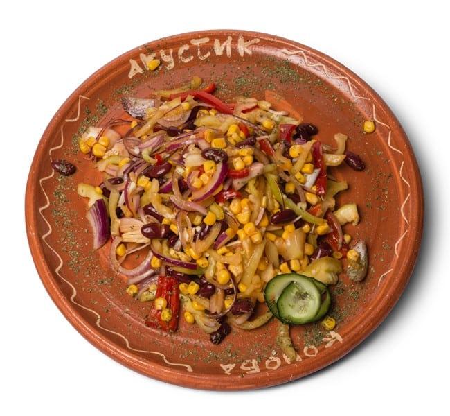 Meksička salata dostava
