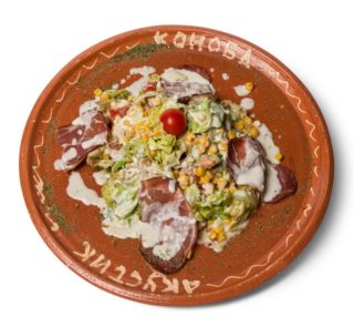 Mezzalina salad delivery