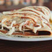 Pancake with eurocrem