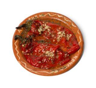 Pečena slatka paprika Konoba Akustik dostava