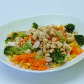 Piletina-brokoli salata dostava