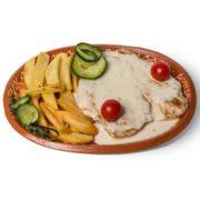 Piletina u sosu od 4 vrste sira