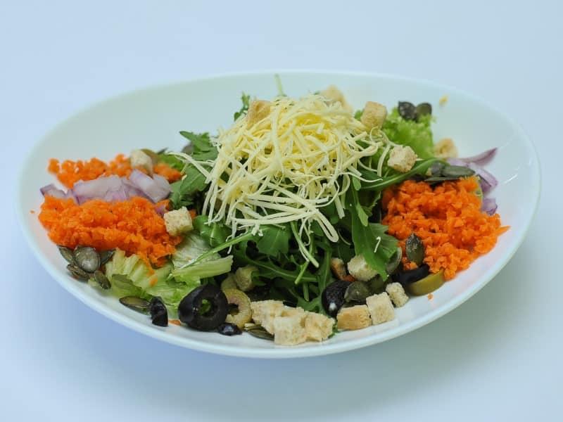 Posna fit salata dostava