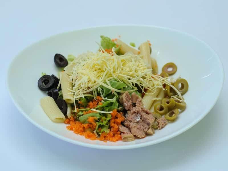 Posna salata sa tunjevinom dostava