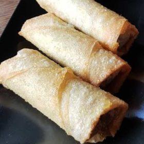 Spring rolls with povrćem delivery